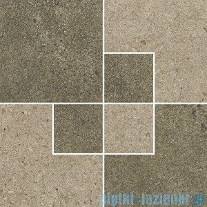 Paradyż Optimal brown inserto 24,7x24,7