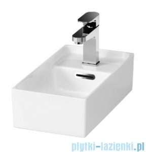 Cersanit Crea umywalka 40x22 cm meblowa biała K114-004