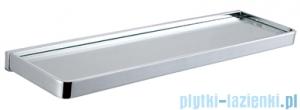 Omnires Lugano półka szklana na ręcznik chrom LU30930CR