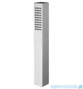 Omnires słuchawka prysznicowa 1-funkcyjna kwadratowa chrom MICRO-R/K
