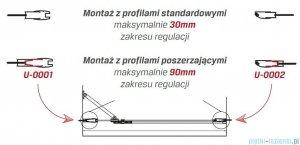 New Trendy profil poszerzający Modena 35mm PP-0001