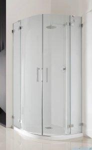 Radaway Euphoria PDD Kabina prysznicowa 100x100 szkło przejrzyste 383003-01L/383003-01R
