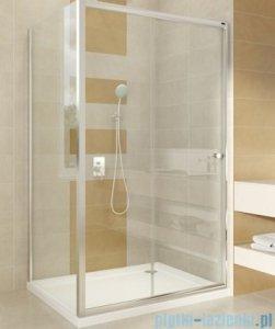 Omnires Bronx drzwi prysznicowe 130x185cm szkło przezroczyste S-2050 130
