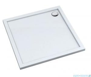Schedpol Corrina New brodzik kwadratowy z SafeMase 75x75x4cm 3.4386