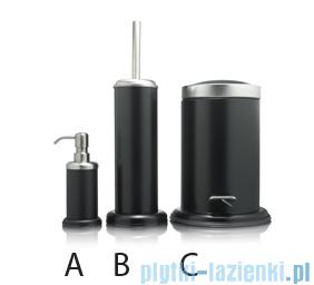 Sealskin Acero Dozownik na mydło czarny 361730219