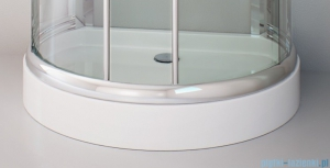 Sea Horse Brodzik prysznicowy  100 x 80 cm  półokrągły   BKB022/X
