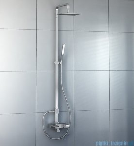 Kohlman Lexis Zestaw wannowo-prysznicowy QW277L