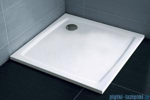 Ravak Perseus Pro Flat brodzik kwadratowy 90x90cm XA037711010