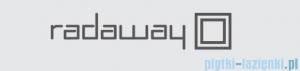 Radaway uszczelka pozioma Euphoria PDD prawa do montażu bez listwy progowej 007-108200400
