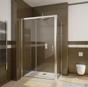 Radaway Premium Plus DWJ+S kabina prysznicowa 100x100cm szkło przejrzyste 33303-01-01N/33423-01-01N