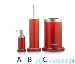 Sealskin Acero Dozownik na mydło czerwony 361730259