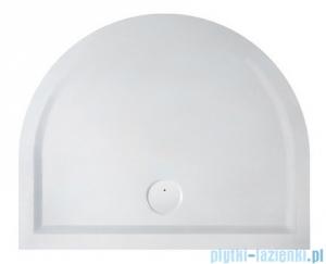 Sanplast Brodzik przyścienny Space Line 110x90x1,5cm + syfon 645-290-0450-01-000