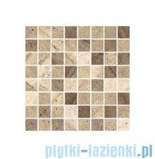 Ceramika Color Sonora szara mozaika ścienna 25x25