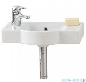 Antado umywalka ceramiczna 50x30 cm 629677