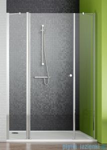 Radaway Eos II DWJS Drzwi prysznicowe 140x195 lewe szkło przejrzyste 3799456-01L