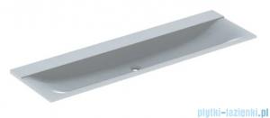 Geberit Xeno 2 Umywalka meblowa bez otworu na baterie 160x48 cm 500.278.00.1