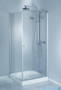 Aquaform Sol ścianka prysznicowa De Luxe 90cm szkło przejrzyste 06059