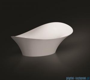 Marmorin umywalka nablatowa Alice 56x33 cm biała P550056020010