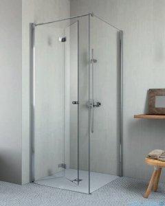Radaway Essenza New KDJ-B kabina prysznicowa 80x120 lewa przejrzyste 385081-01-01L/384054-01-01
