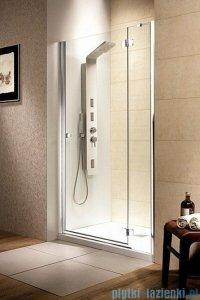 Radaway Drzwi wnękowe Fuenta DWJ 90 prawe szkło intimato 381013-12NR