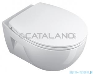 Catalano New Light Wc 52 miska WC wiszący 52x37cm biały 1VSLI00