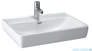 Laufen Pro A umywalka ścienna szlifowana 55x48 biała H8179510001041