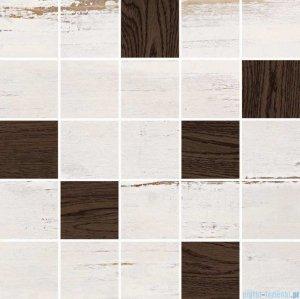 Ceramika Color Village wenge mozaika ścienna 20x20