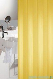 Sealskin Granada Żółty Zasłona prysznicowa PCV 180x200cm 217001341