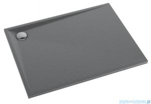Schedpol Schedline Libra Anthracite Stone brodzik prostokątny 110x80x3cm 3SP.L2P-80110
