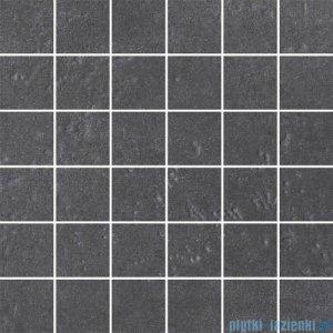Paradyż Obsidiana grafit A mozaika 29,8x29,8