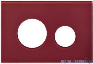 Tece Obudowa ze szkła-do WC Teceloop rubinowa czerwień 9.240.679