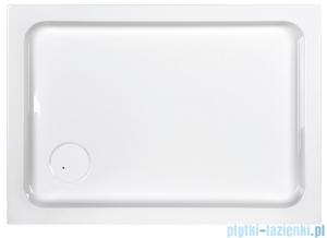 Sanplast Free Line brodzik prostokątny B/FREE 80x100x5cm+stelaż 615-040-1370-01-000