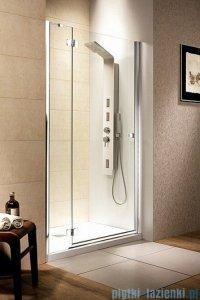 Radaway Drzwi wnękowe Fuenta DWJ 120 lewe szkło intimato 381016-12NL