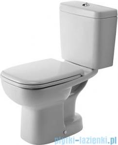 Duravit D-Code miska toaletowa stojąca lejowa odpływ pionowy 355x650 mm 211101 00 002