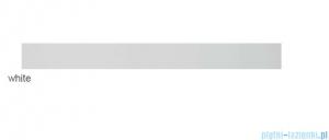 Radaway Slim Glass White odpływ liniowy 65x6cm 5L065S/5R065SGW