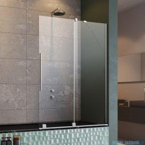 Radaway Furo PND II parawan nawannowy 120cm prawy szkło przejrzyste 10109638-01-01R/10112594-01-01