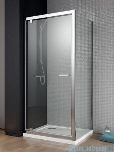 Radaway Twist DW+S Kabina prysznicowa 90x100 szkło przejrzyste 382002-01/382013-01