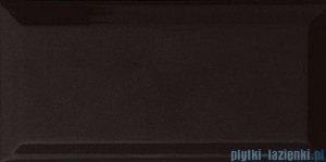Ape Biselado Negro Brillo płytki ścienne 10x20