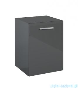 Elita Kwadro Plus kontener 40x53x40 anthracite 166777