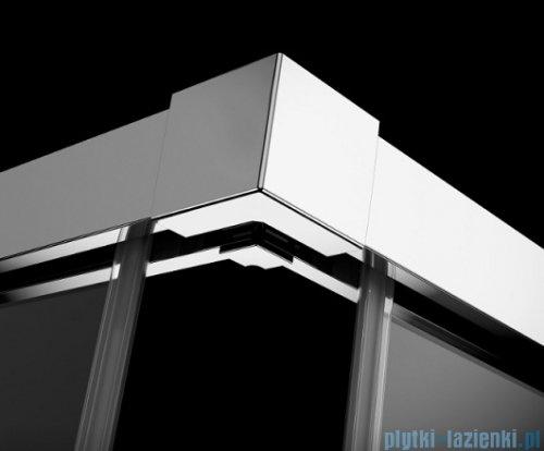 Radaway Idea Kdd kabina 80cm część lewa szkło przejrzyste 387061-01-01L