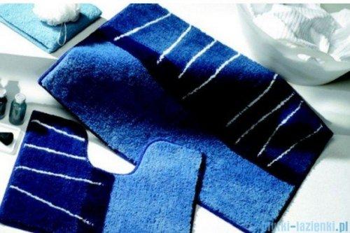 Sealskin Dywanik łazienkowy kontur Matches niebieski 55x45cm 293305021