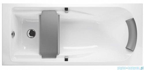 Koło Comfort Plus Wanna prostokątna 180x80cm z uchwytami