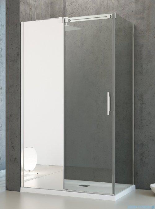 Radaway Espera KDJ Mirror kabina prysznicowa 120x100 lewa szkło przejrzyste