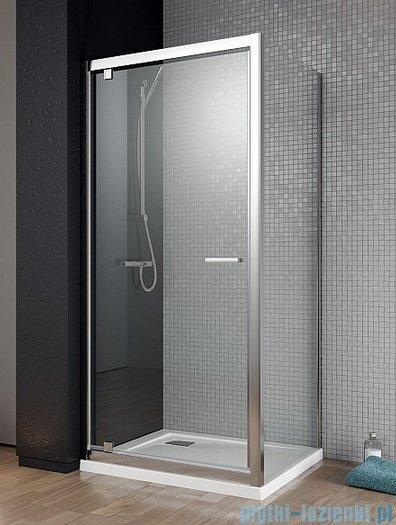 Radaway Twist DW+S Kabina prysznicowa 70x100 szkło brązowe