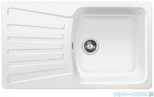 Blanco Nova 5 S Zlewozmywak Silgranit PuraDur kolor: biały  bez kor. aut. 510484