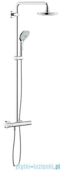 Grohe Euphoria system natryskowy termostatyczny 27296001