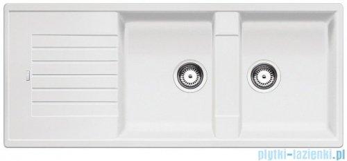 Blanco Zia 8 S Zlewozmywak Silgranit PuraDur kolor: biały  bez kor. aut. 515597