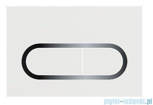 Ravak Chrome przycisk biały X01455