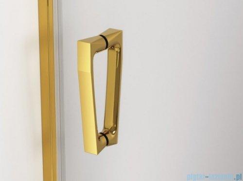 SanSwiss Cadura Gold Line drzwi wahadłowe 100cm dwuczęściowe  CA2C1001207
