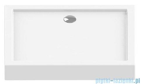 New Trendy Columbus brodzik prostokątny 100x90x14cm